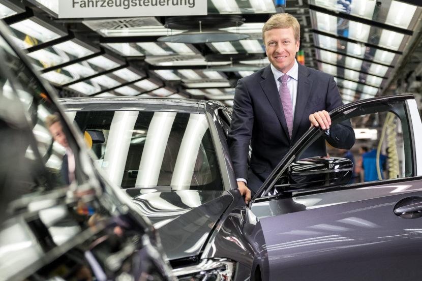 Novopečeni BMW-ov šef želi da pretekne Mercedes