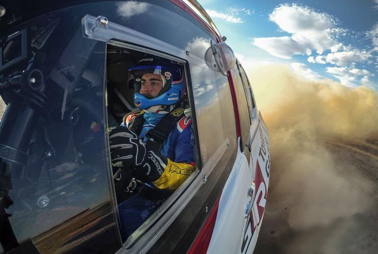 Fernando Alonso započinje pripreme za Dakar reli 2020.
