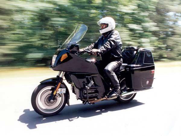 Zanimljivost dana: Motocikl sa najvećom kilometražom  je marke BMW