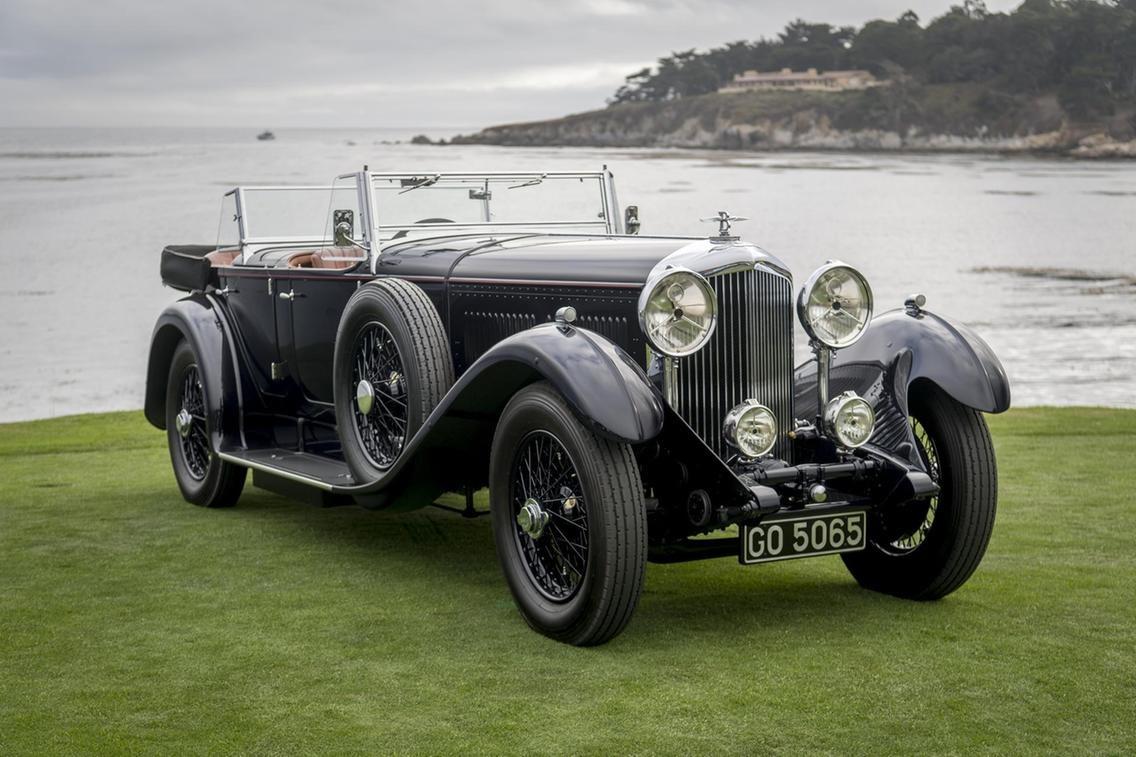 Bentley 8-Litre pobedio na ovogodišnjem Pebble Beach Concours