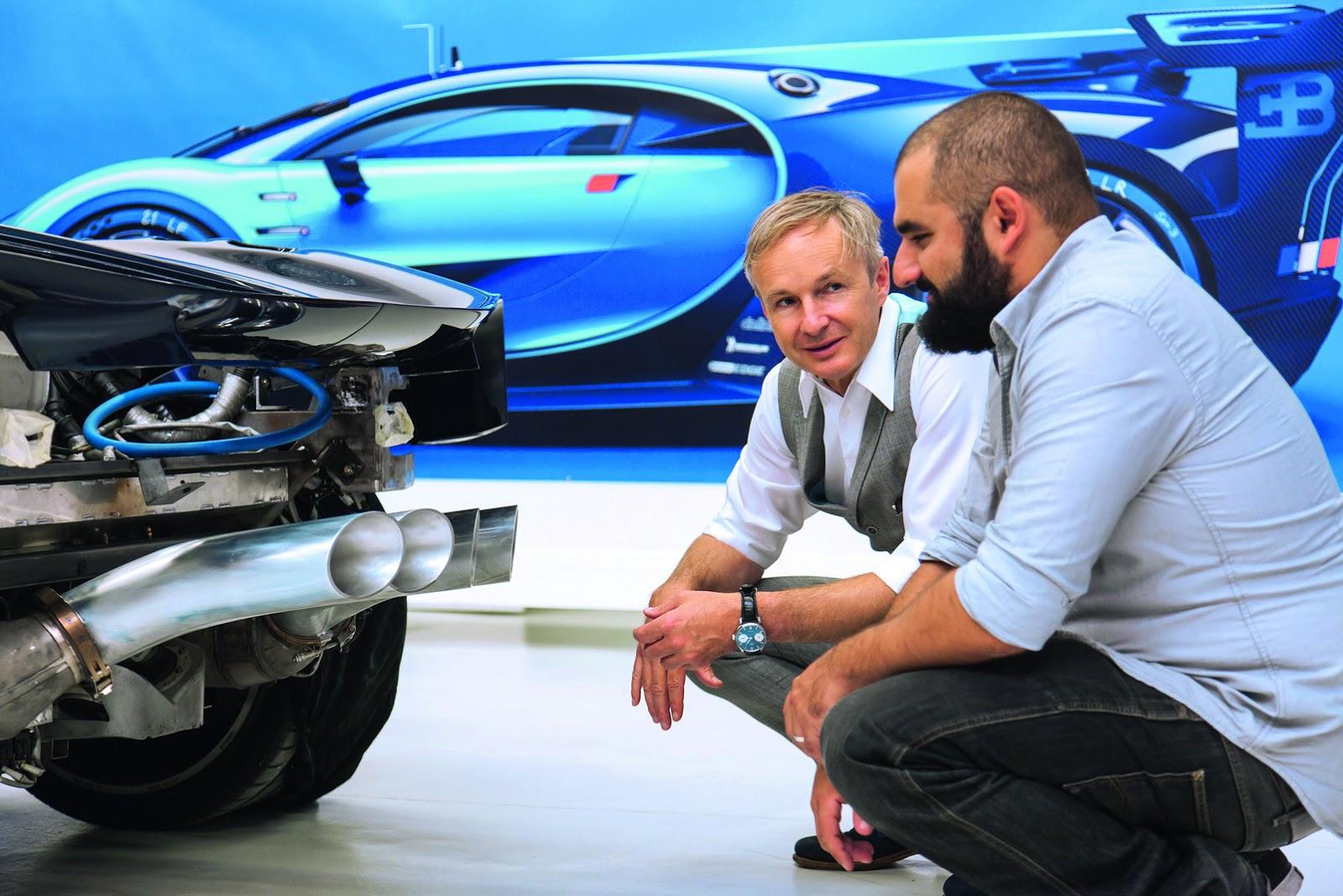 Čovek koji je dizajnirao Bugatti Chiron prešao u Koenigsegg