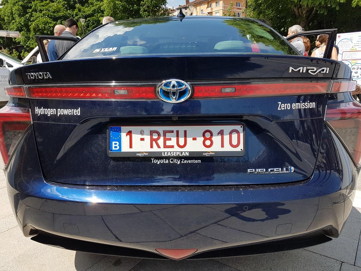 Toyota obezbeđuje 3.700 vozila za potrebe Olimpijade i Paraolimpijade