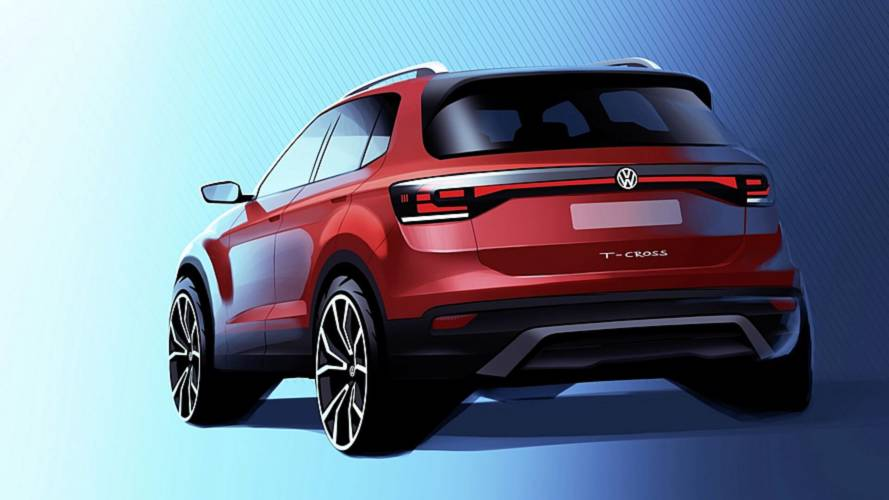 Volkswagen T-Cross Coupe stiže do kraja 2020.