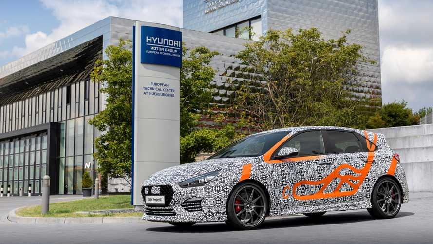 Hyundai i30 N Project C – samo za Evropljane (GALERIJA)