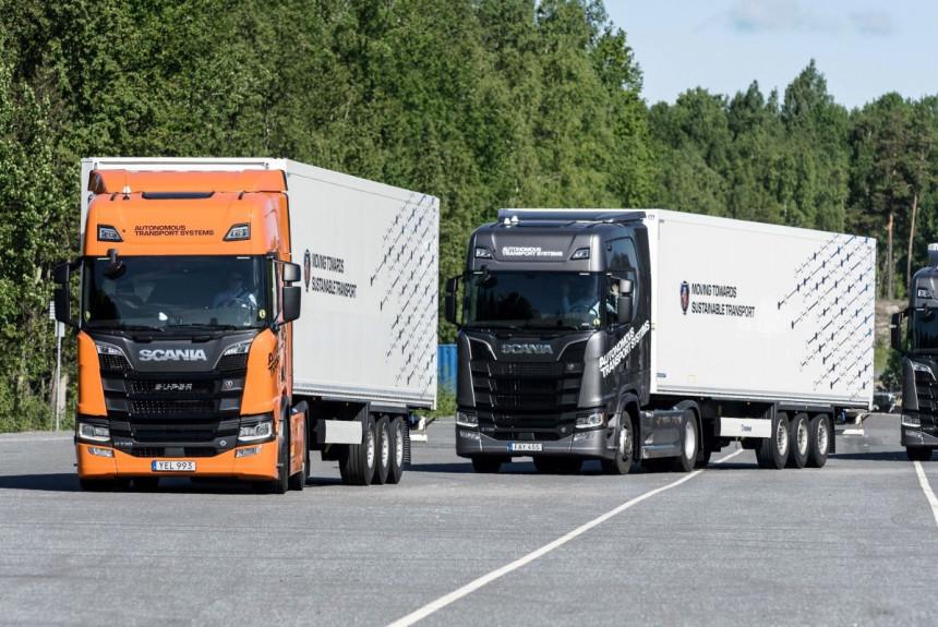 Scania predstavila novi šestocilindarski dizel koji je superiorniji od V8