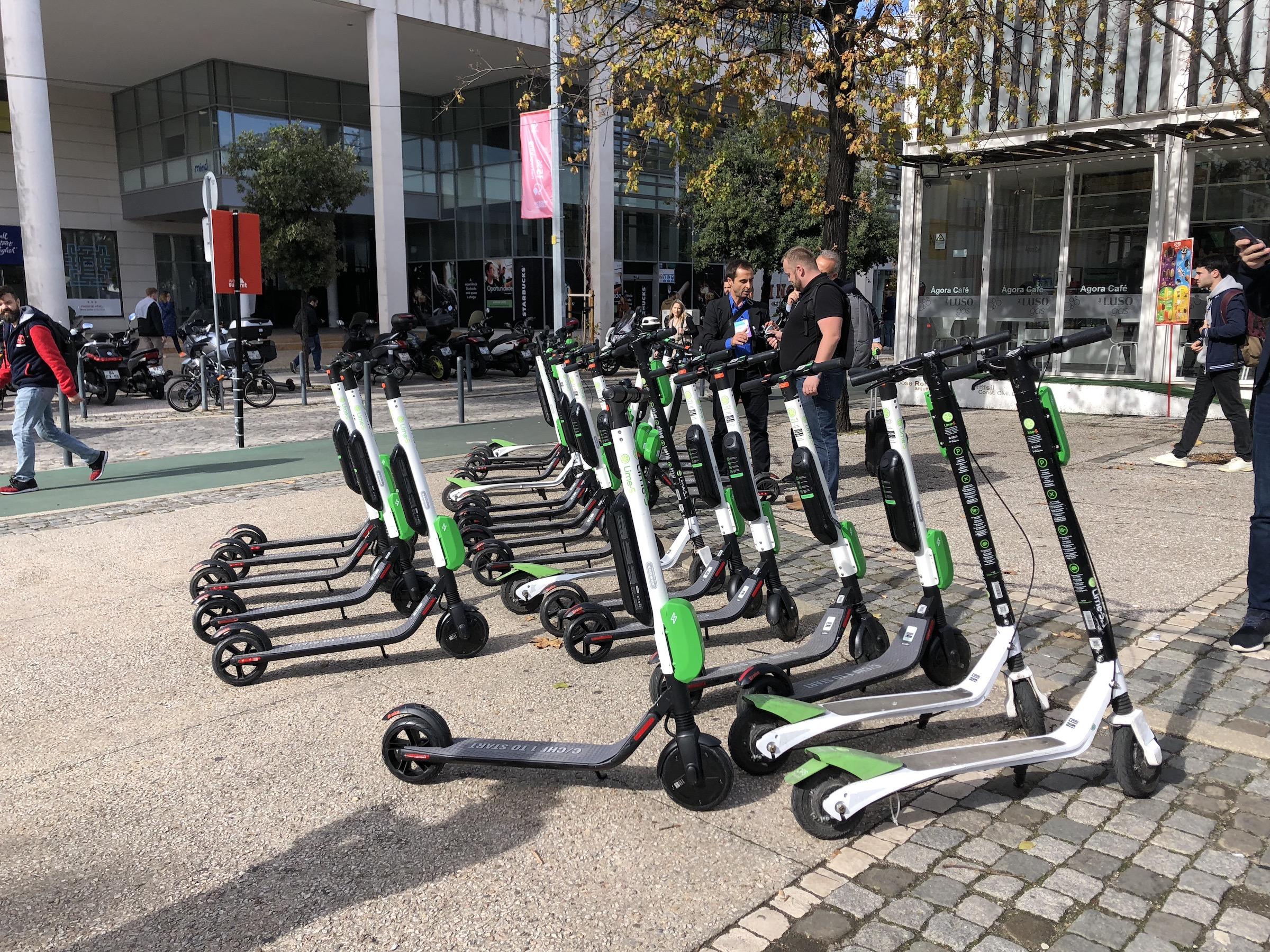 Nemački gradovi uređuju korišćenje električnih trotineta