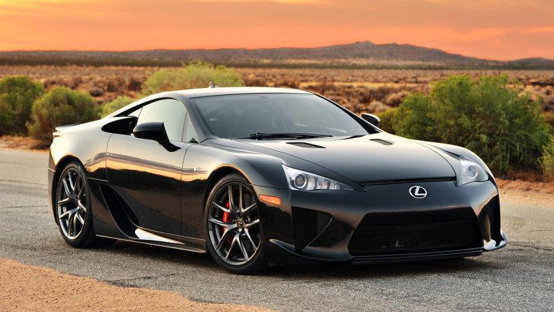 Lexus razmatra naslednika za LFA