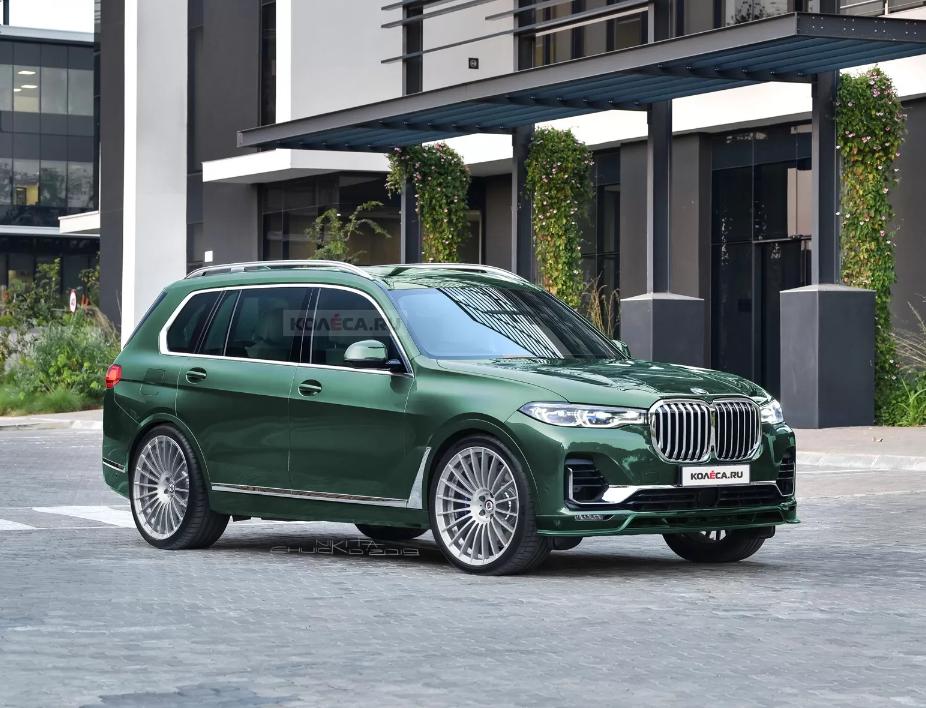 Najsnažniji BMW X7 s potpisom Alpine
