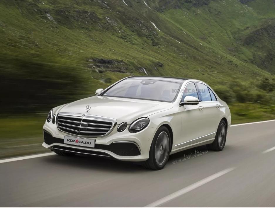 """Moderna reinkarnacija Mercedesovog """"Okca"""""""