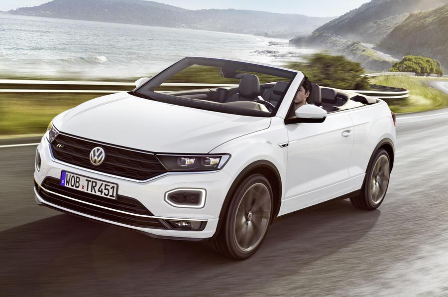 SUV u kabrio izdanju – Volkswagen T-Roc Cabriolet (GALERIJA)
