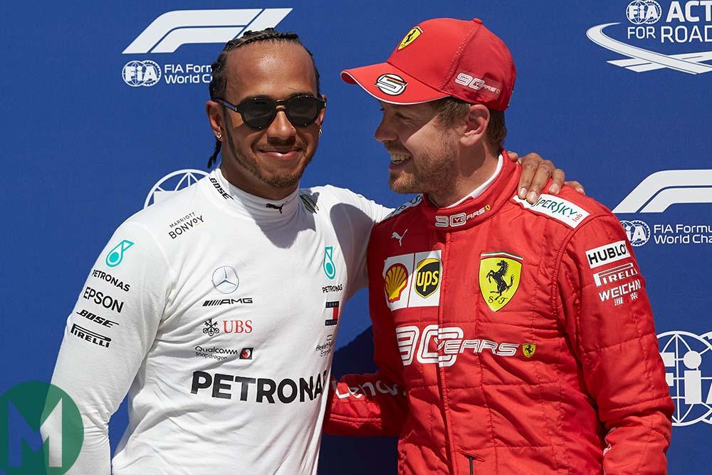 Hamilton u Ferrariju, Fetel u Mercedesu?