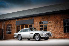 "1965 Aston Martin DB5 ""Bond Car"""