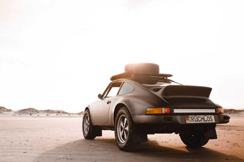Jedinstveni KMR safari Porsche 911 na aukciji