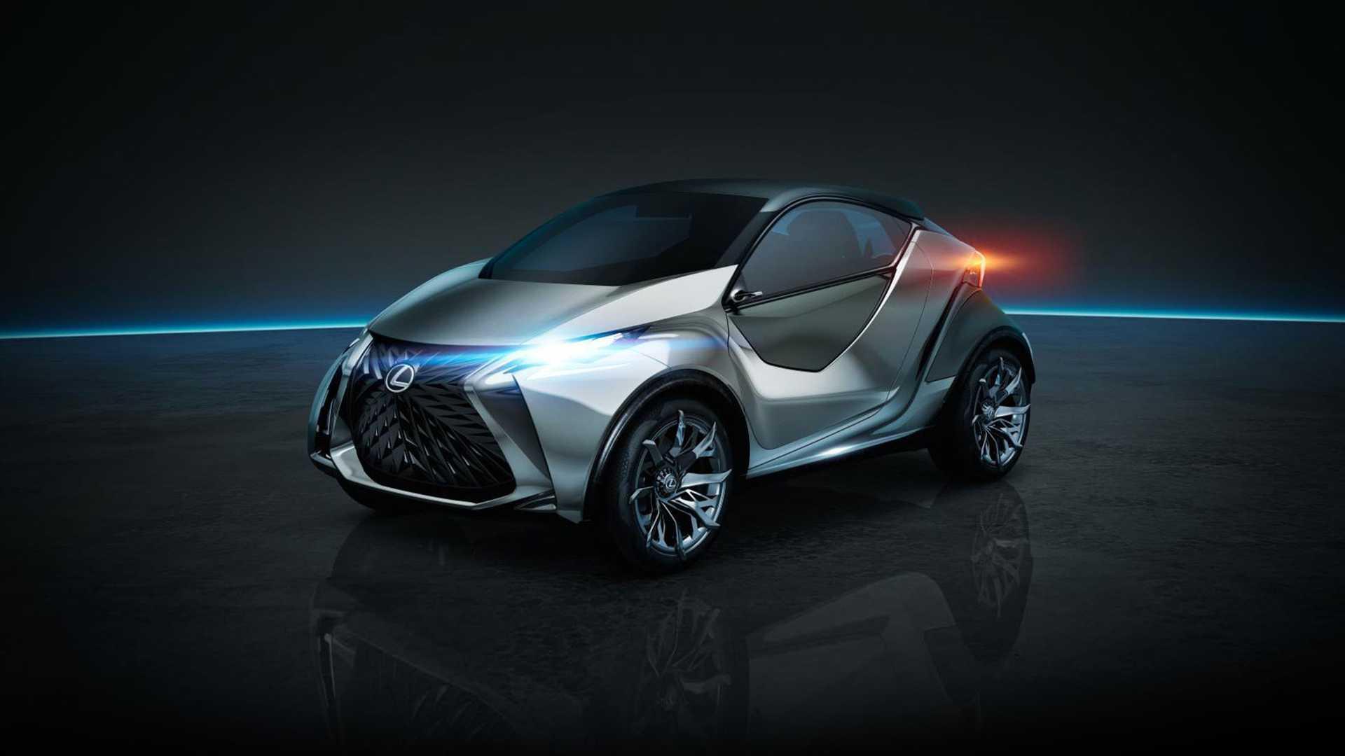 Električni Lexus debituje u oktobru