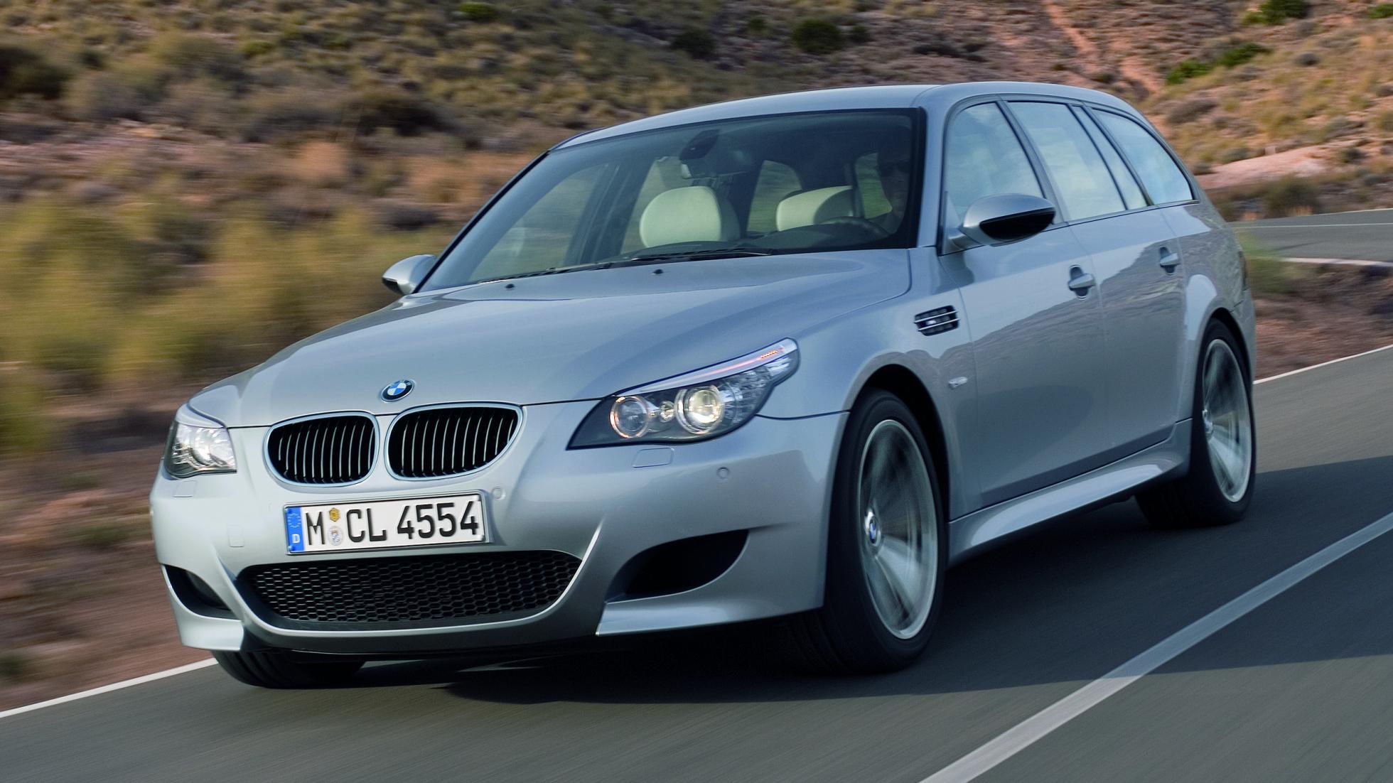 Zanimljivost dana: BMW M5 Touring sa V10 motorom