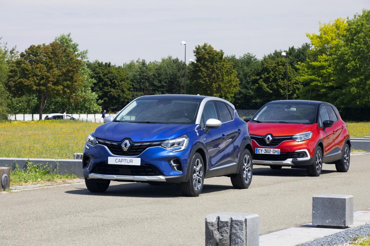 Obustavljena proizvodnja Renaultovih modela Captur i Espace