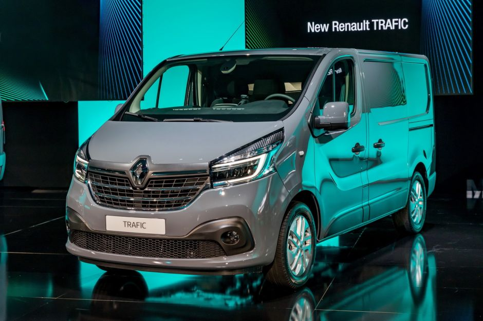 Renault osvežio model Trafic (GALERIJA)
