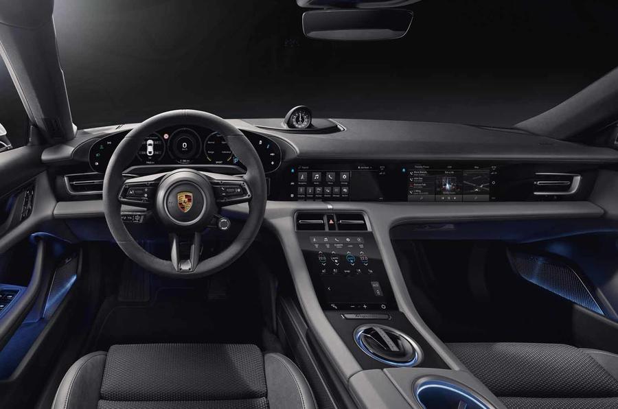 Ovako će izgledati enterijer Porscheovog Taycana