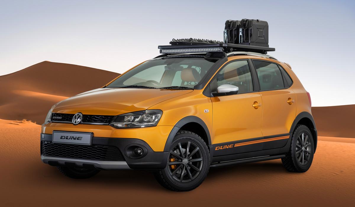 Upoznajte Volkswagen Polo Vivo Dune