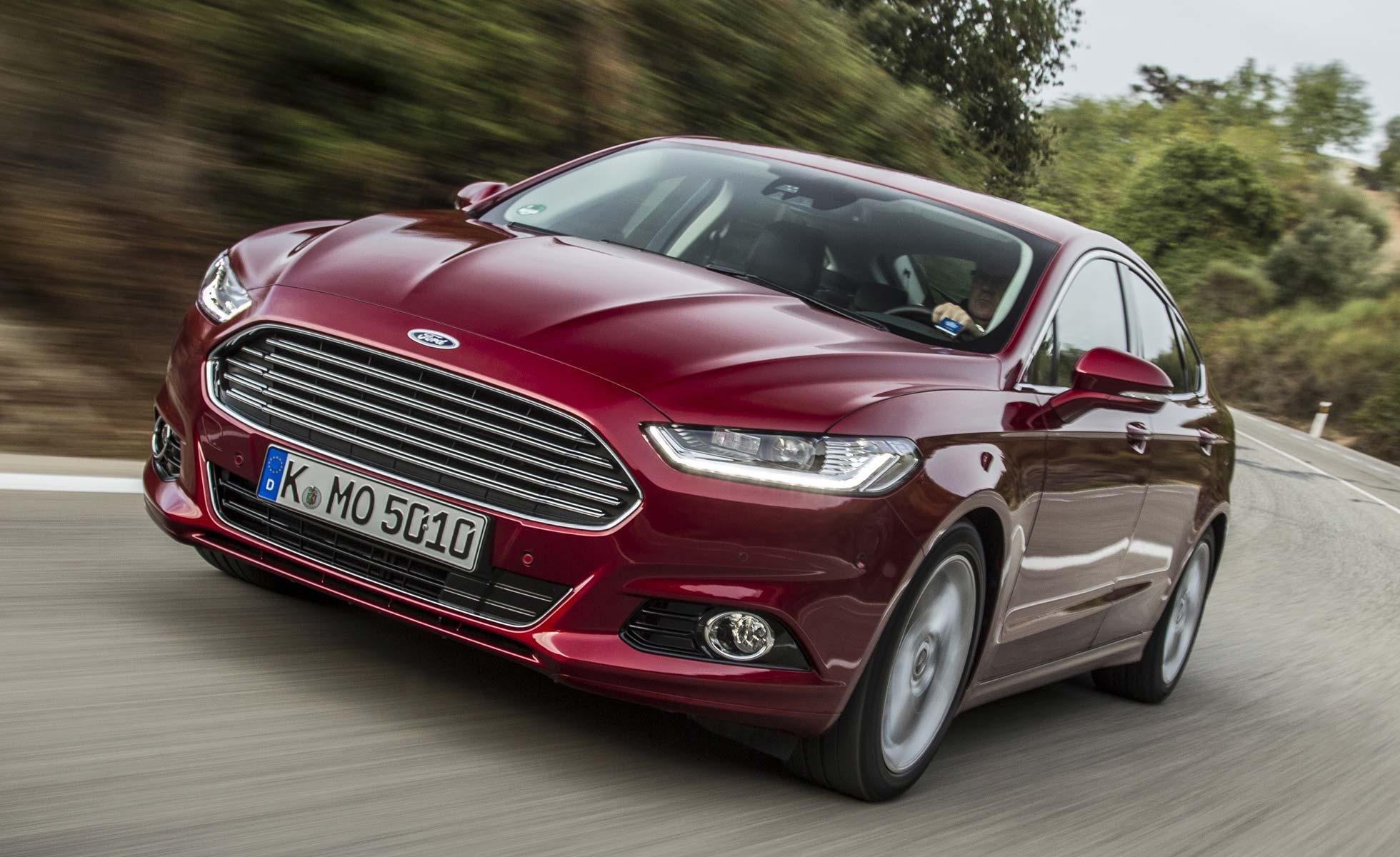 Ford povlači 322.000 vozila u Evropi