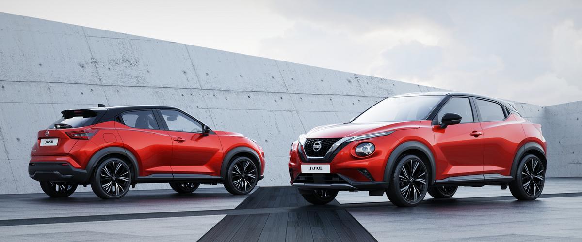 Predstavljen Nissan Juke (2020.)