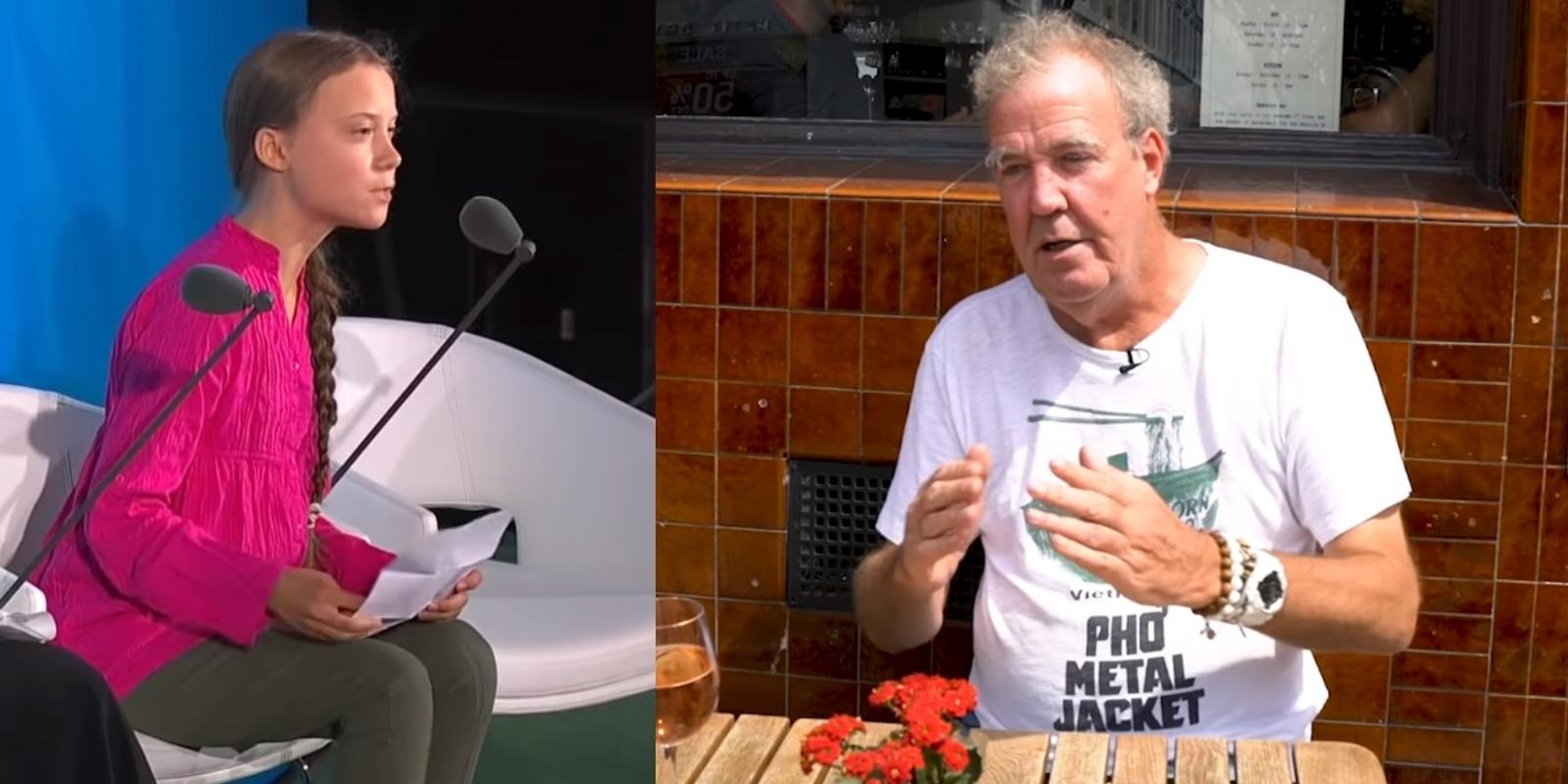 Džeremi Klarkson na pravi način odgovorio Greti Tunberg (VIDEO)