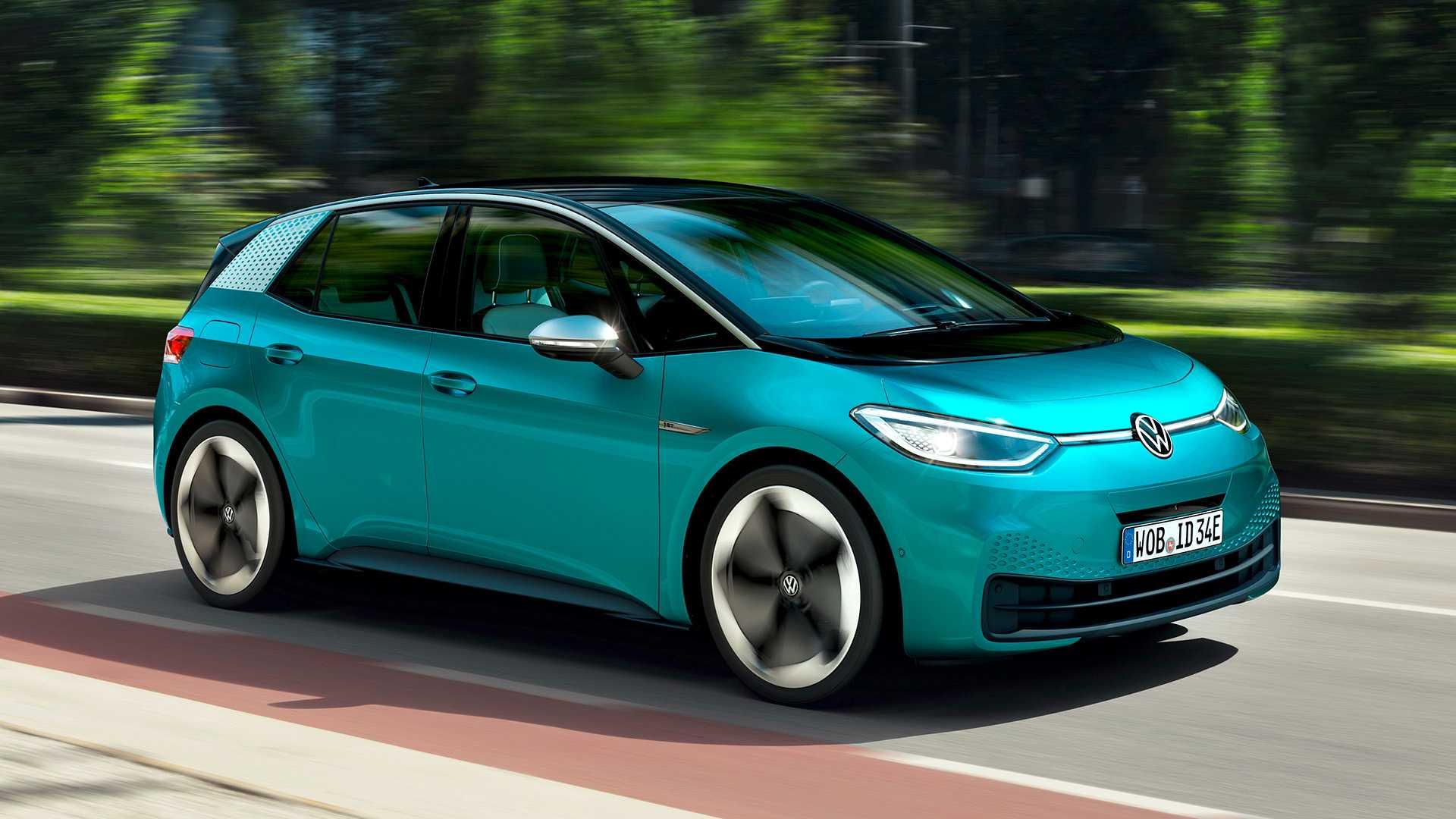 Volkswagen ID.3 – vesnik nove ere u automobilskoj industriji? (GALERIJA)