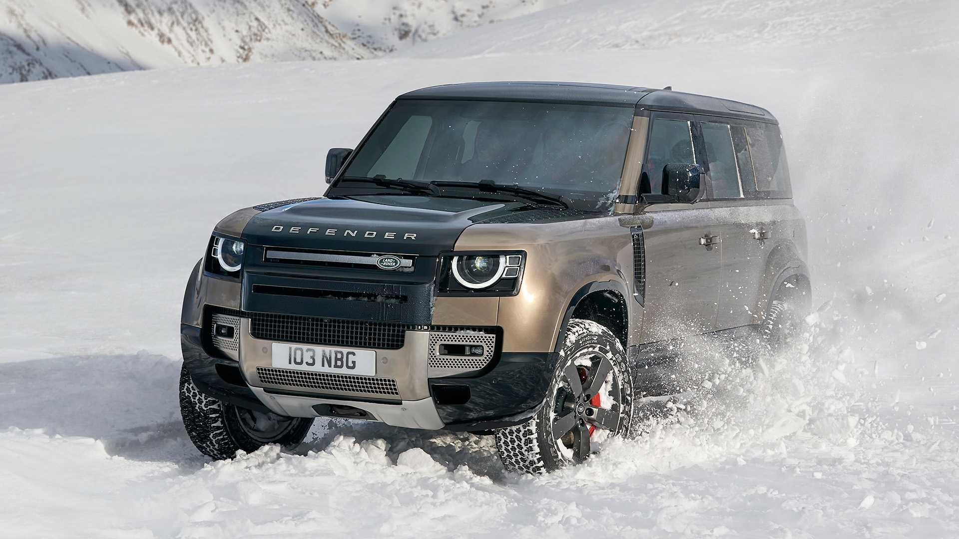Land Rover Defender – kralj se vratio (GALERIJA)