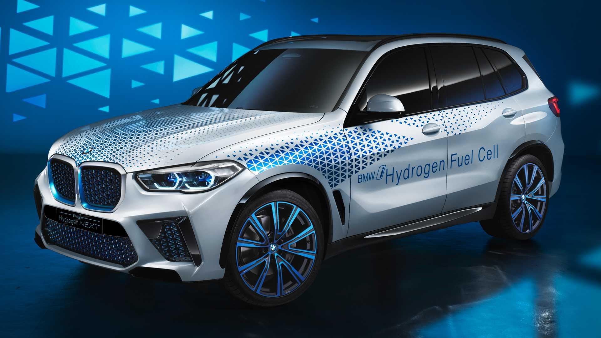 BMW i Hydrogen NEXT – alternativni X5 predviđen za serijsku proizvodnju