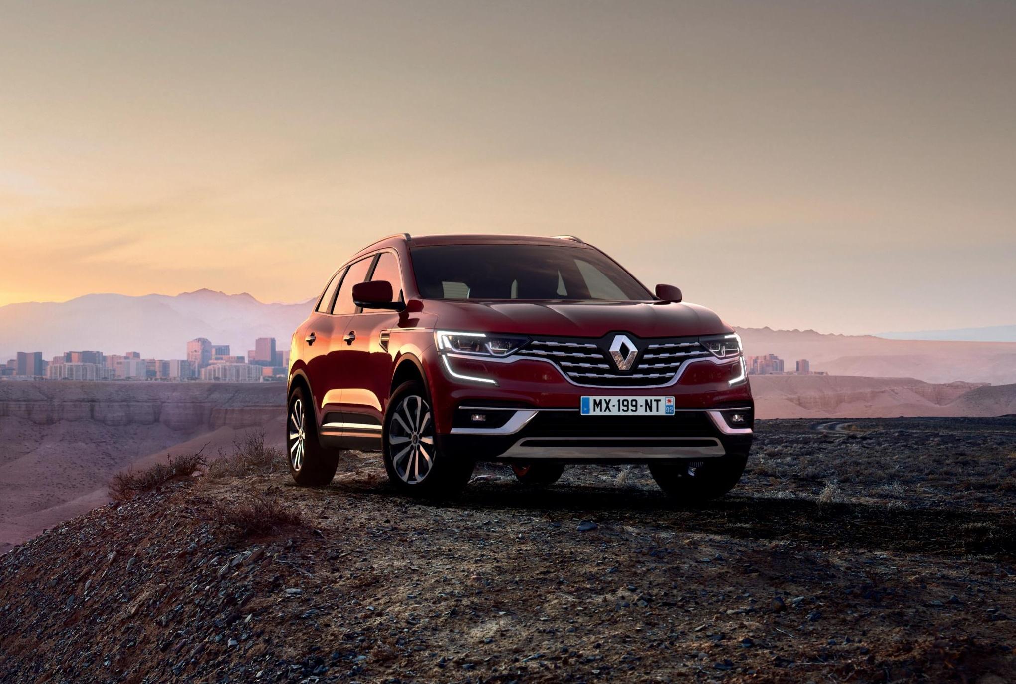 Renault Koleos za 2020. sa više stila i AdBlue turbodizelima