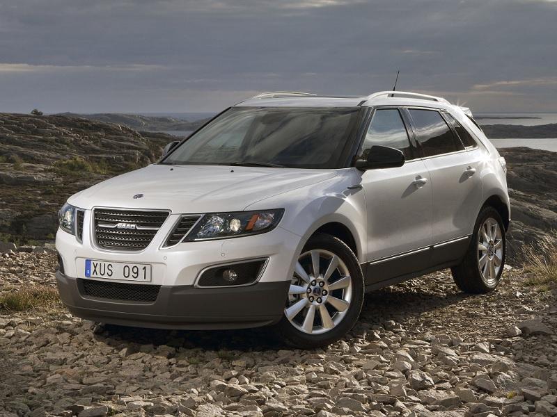 Zanimljivost dana: Najređi serijski Saab na svetu je krosover 9-4X