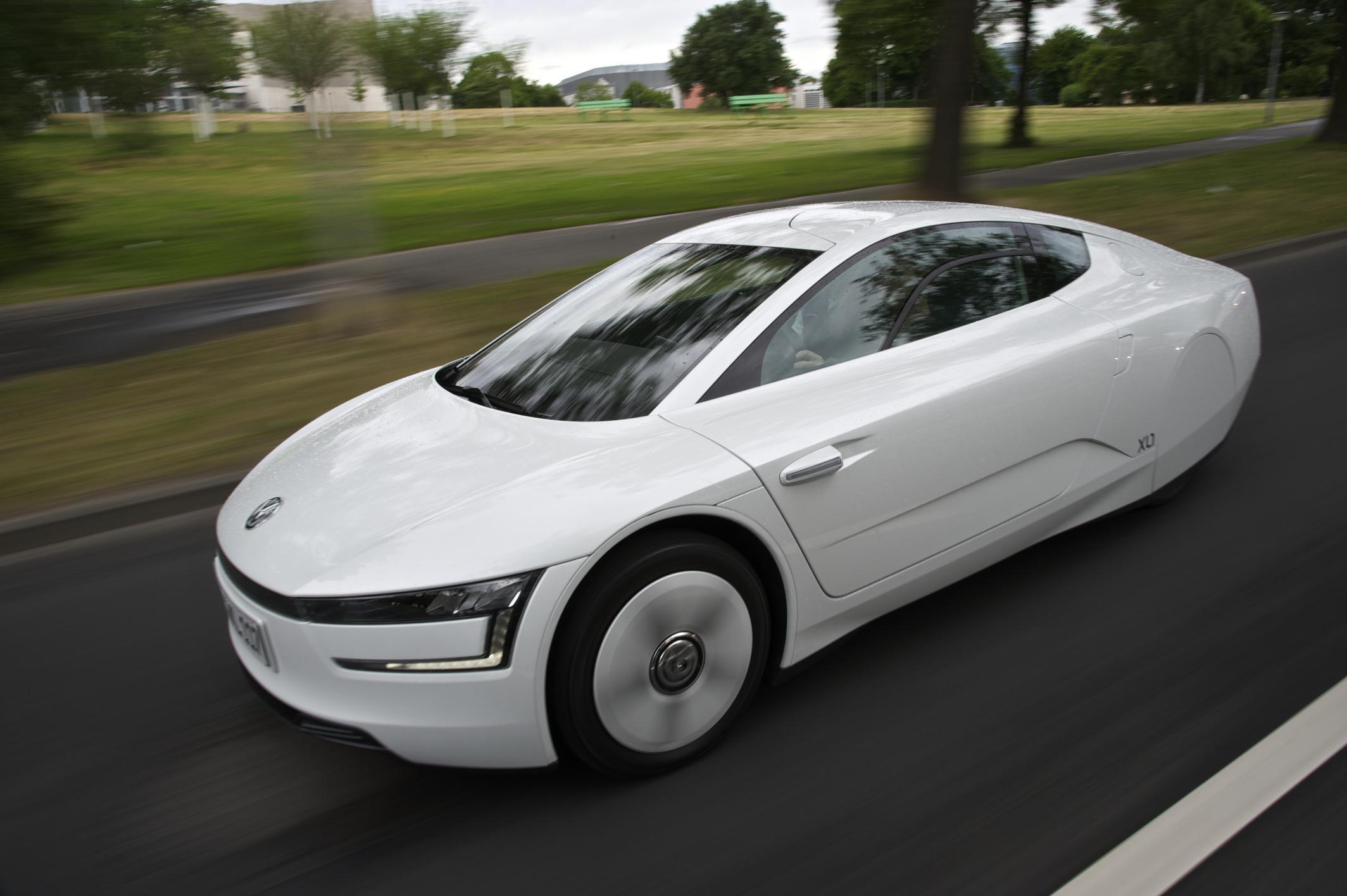 Zanimljivost dana: Rekorder Volkswagen XL1