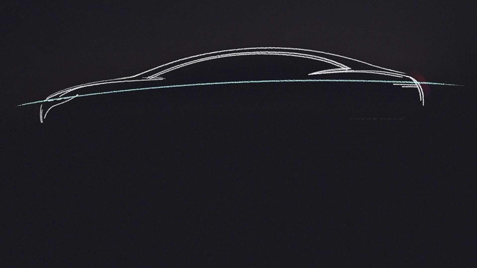 Mercedes u Frankfurtu nastupa s konceptom električne limuzine