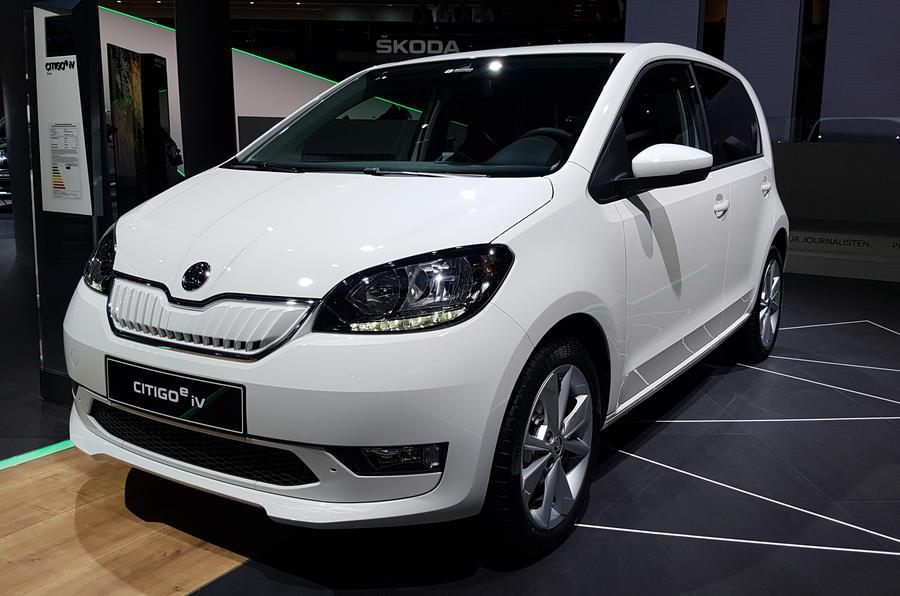 Škoda Citigo-e iV stigla u Frankfurt