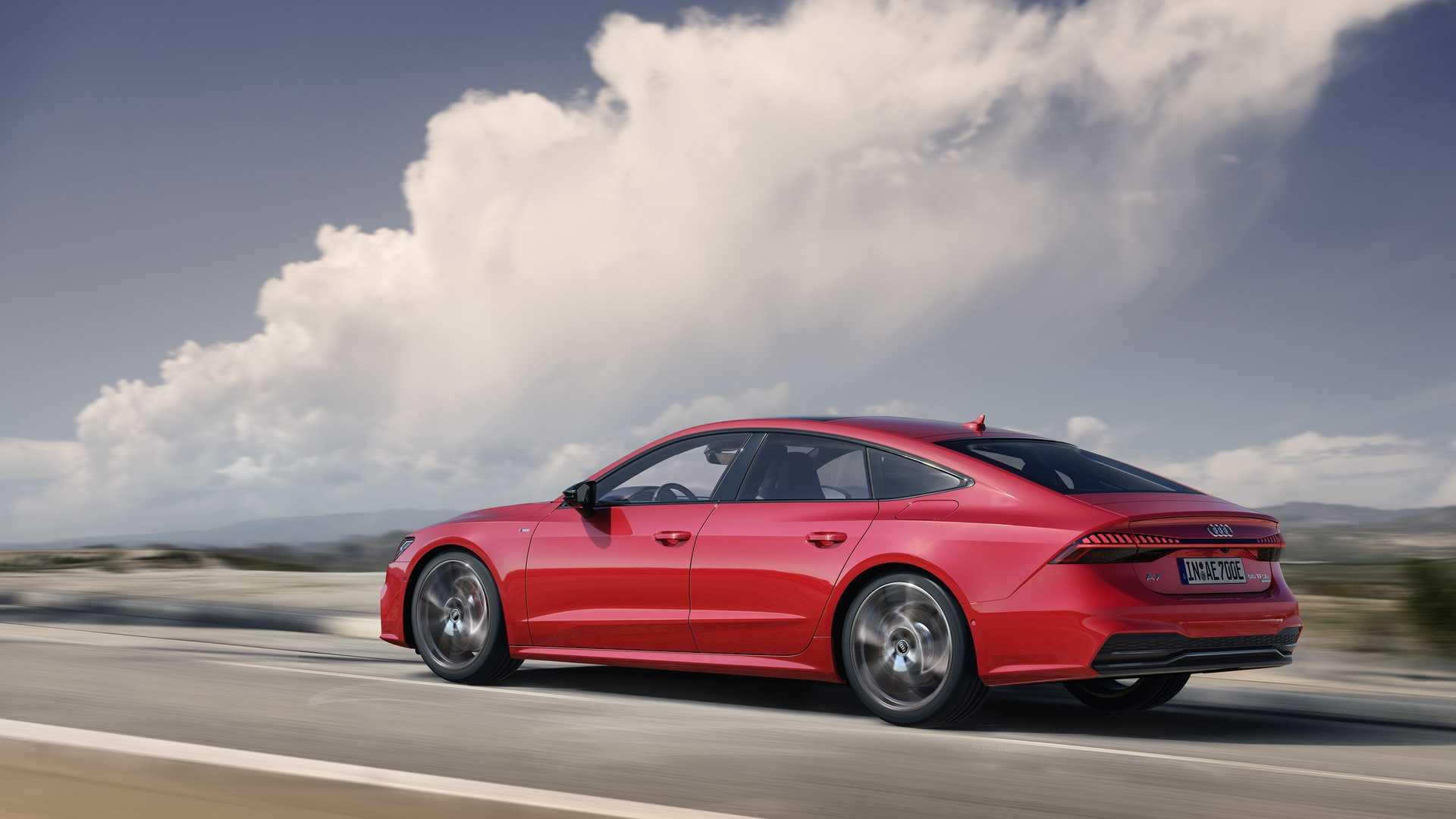 Premijera: Audi A7 Sportback E Quattro PHEV