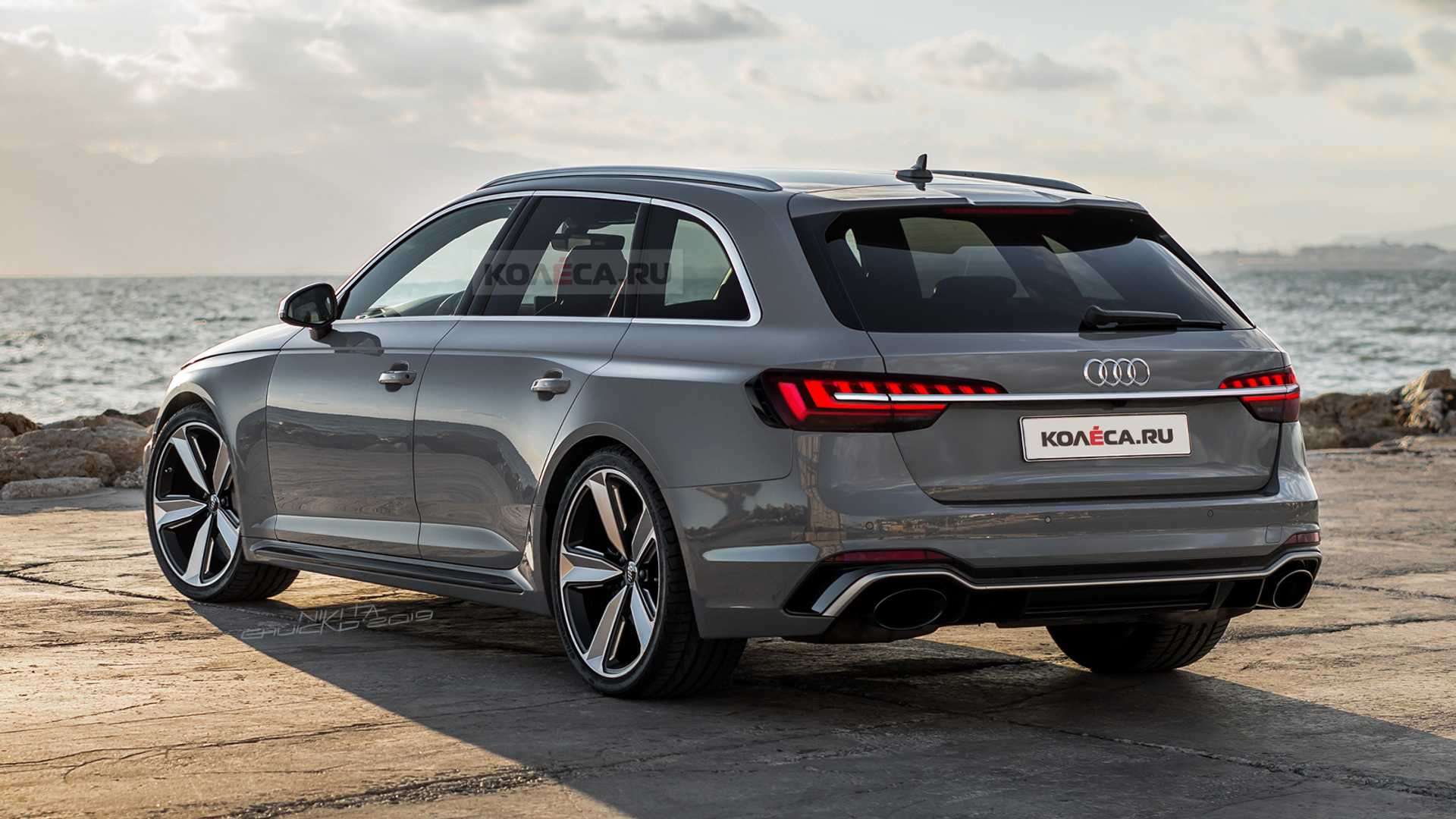 Više novina iz Audi Sporta: Audi RS4 u sledećoj iteraciji se seli u PHEV segment