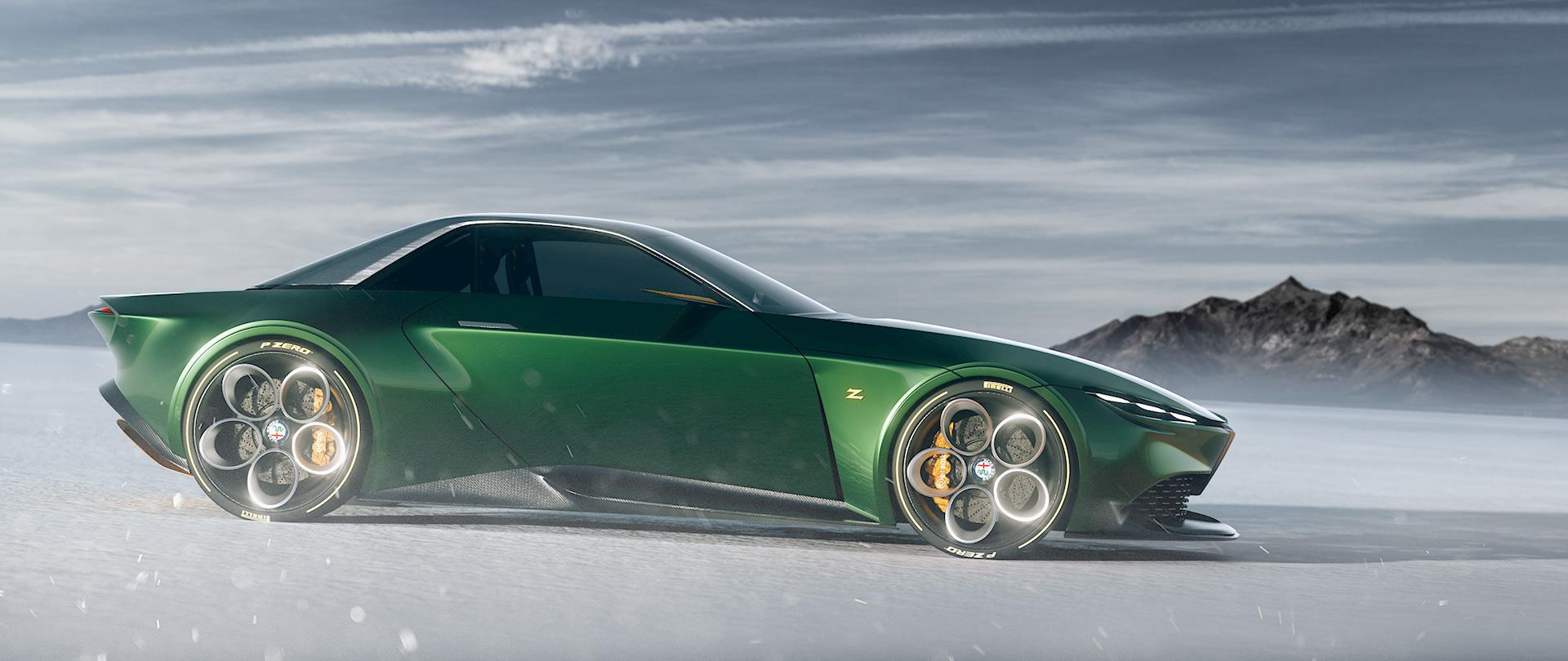 Upoznajte Alfa Romeo Junior Zagato! (GALERIJA)