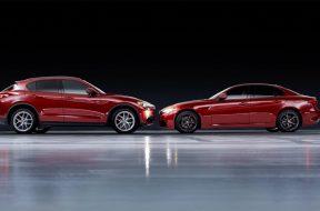 Alfa Romeo Stelvio i Giulia