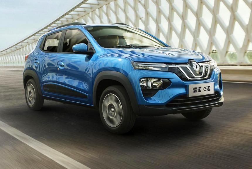 Francuzi kapiraju poentu, Renault plasira jeftini električni SUV