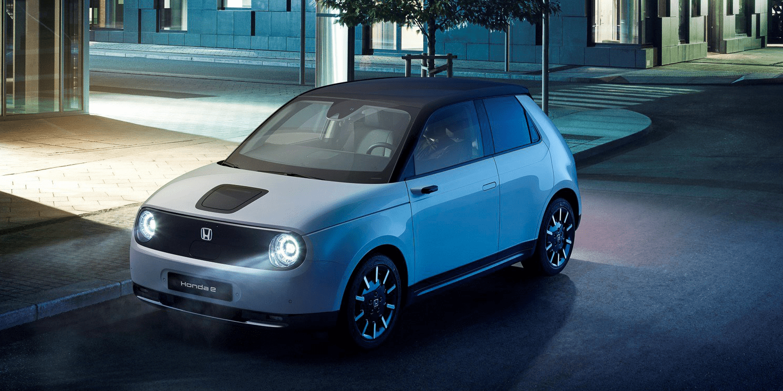 "Honda planira da godišnje proda 10.000 primeraka modela ""e"" u Evropi"