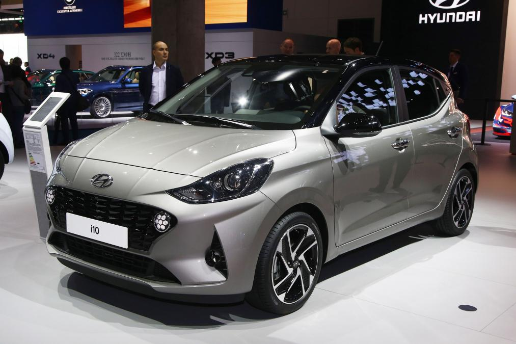 Predstavljen je novi Hyundai i10 (GALERIJA)
