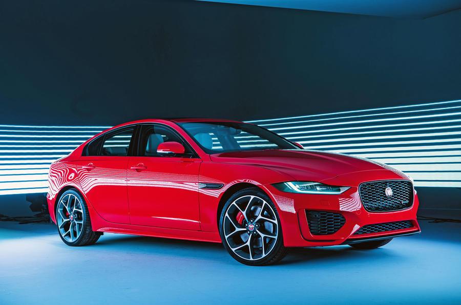 Jaguar se neće odreći sedana