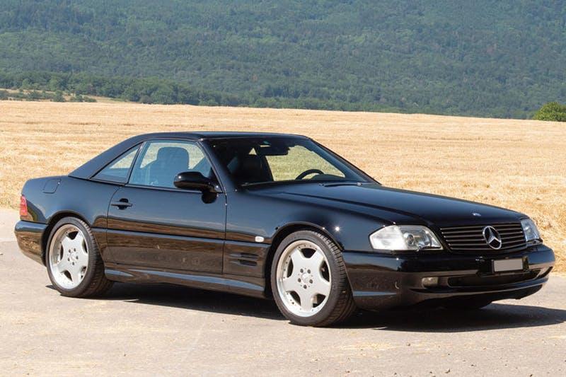 Mercedes SL73 koristio je isti motor kao Pagani Zonda (GALERIJA)