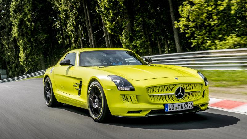 Mercedes-AMG planira svoj prvi električni model