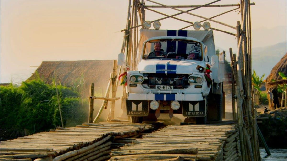 Šta se dogodilo sa Top Gearovim mostom na reci Kok?