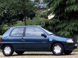 Peugeot 106 electric 2