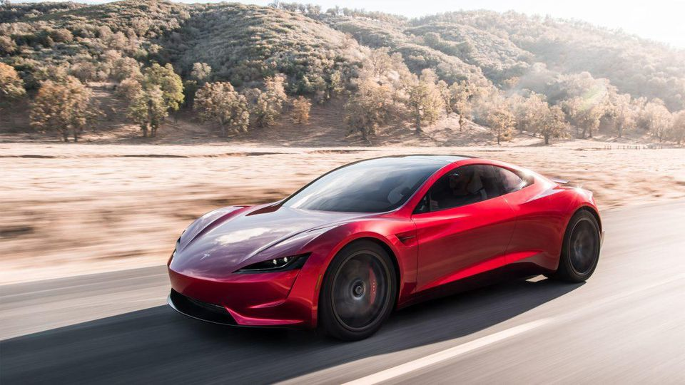 Tesla Roadster će biti kralj Nirburgringa, Model S na pragu rekorda