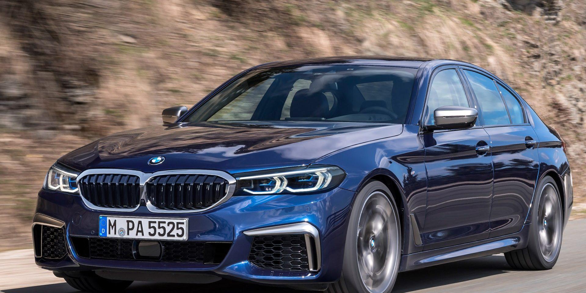 """Novoj seriji 5 će se radovati oni zaljubljenici u BMW koji posete """"Ženevu"""""""
