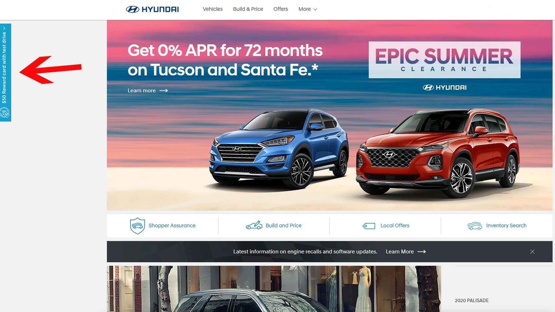 """Hyundai ismeva Amerikance kampanjom u kojoj """"daje"""" 50 dolara za test vožnju"""
