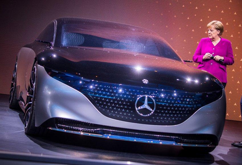 Pratimo možda poslednje izdanje Salona automobila u Frankfurtu!